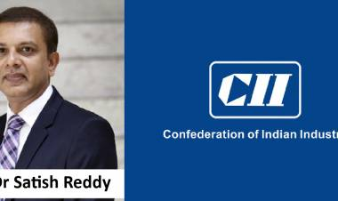 Mr Satish Reddy Elected as Chairman of CII – Southern Region for the year 2020-21 & Mr CK Ranganathan Elected as Deputy Chairman