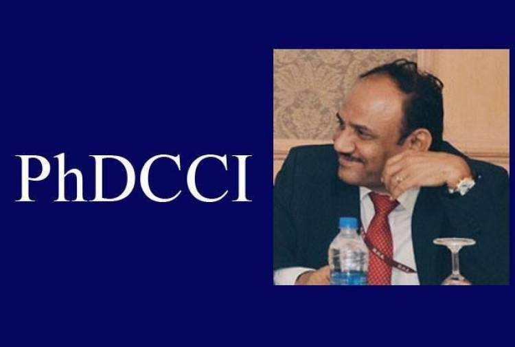DR REDDY TAKES OVER AS SECRETARY GENERAL OF PHDCCI