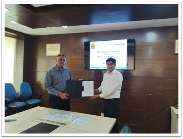 MOU Inked between IPAMA and NASSCOM for Technology Up-gradation
