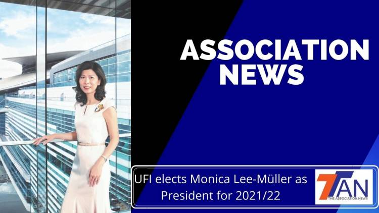 UFI Elects Monica Lee-Müller as President for 2021/22